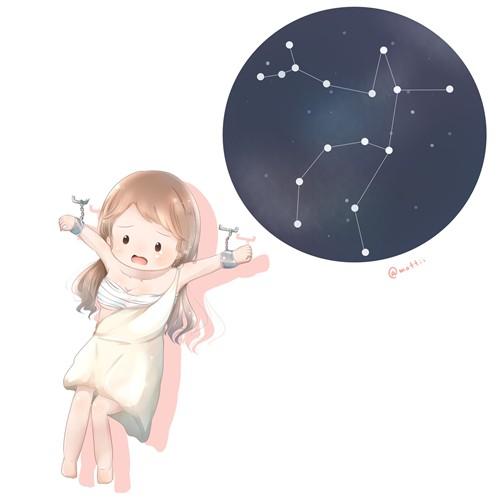 アンドロメダ座(Andromeda)