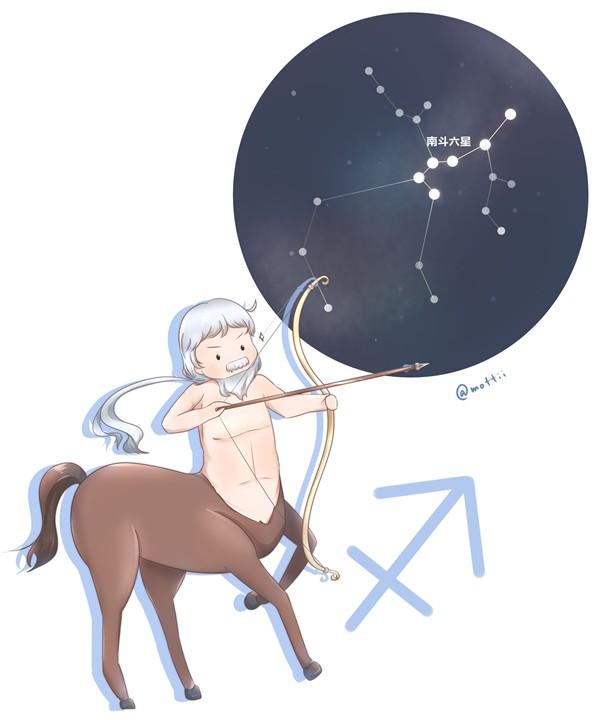 いて座(sagittarius)