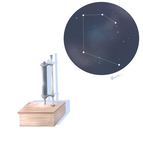 けんびきょう座(Microscopium)