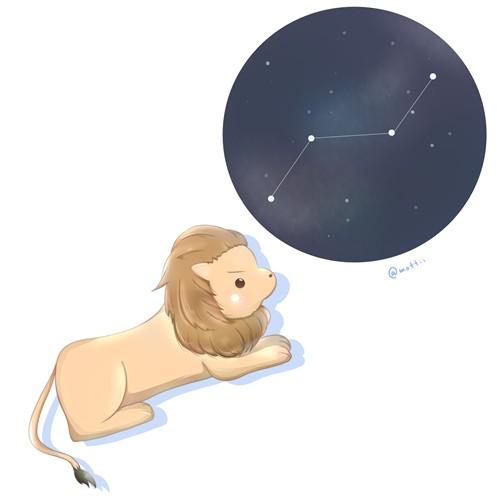 こじし座(Leo Minor)