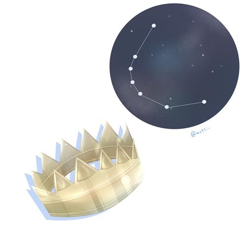 みなみのかんむり座(Corona Austrina)