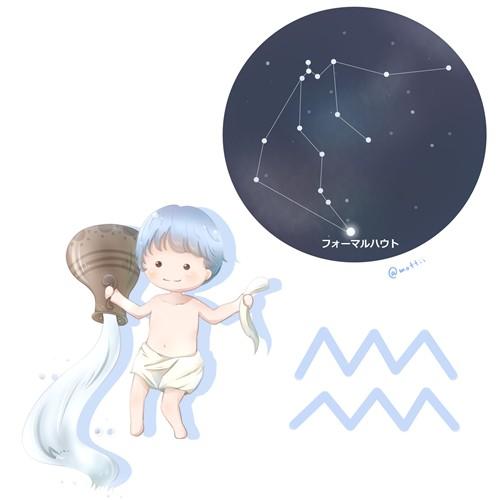 みずがめ座(Aquarius)