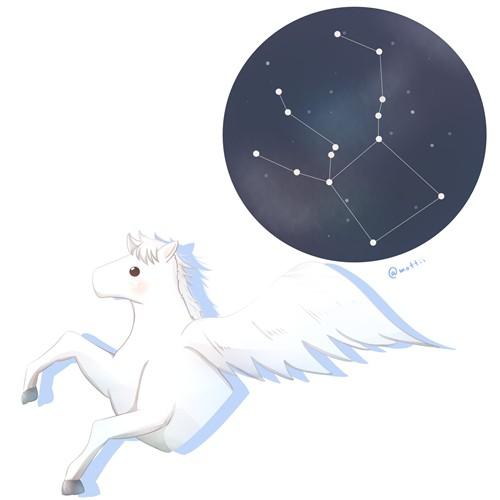 ペガスス座(Pegasus)