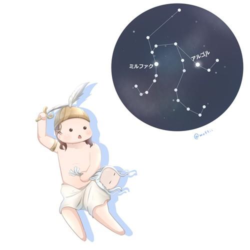 ペルセウス(Perseus)