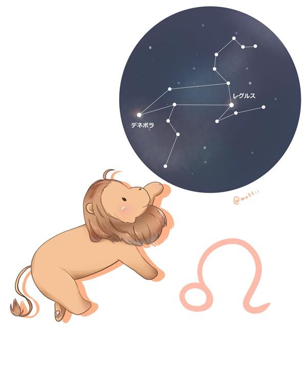 しし座(Leo)