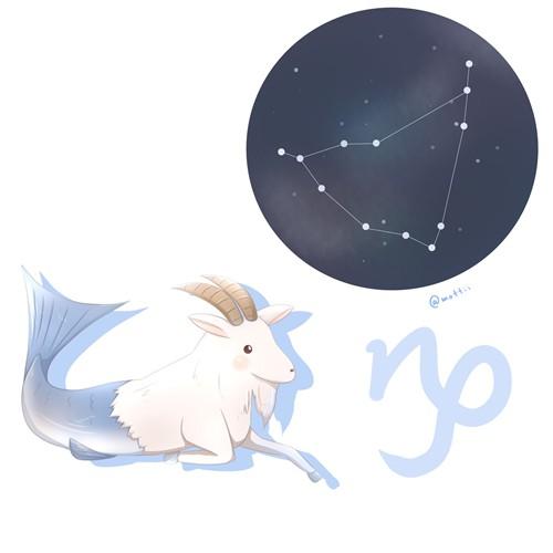 やぎ座(Capricorn)